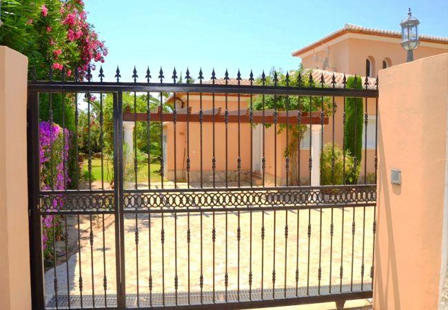 Chalet en Javea / Xàbia - Casa Vista Montaña Javea - 5084