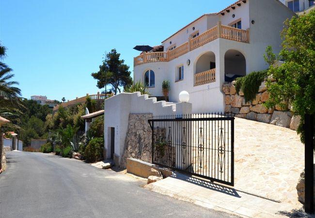 Chalet en Javea / Xàbia - Casa Kate 8p Javea - 5026-2