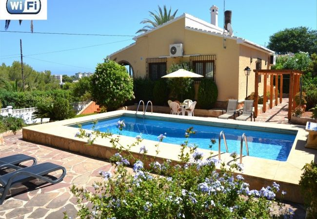Chalet en Javea / Xàbia - Casa Orquidea Javea - 5068