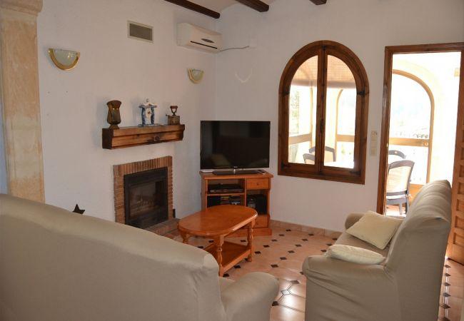 Chalet en Javea / Xàbia - Casa Media Luna Javea - 5030