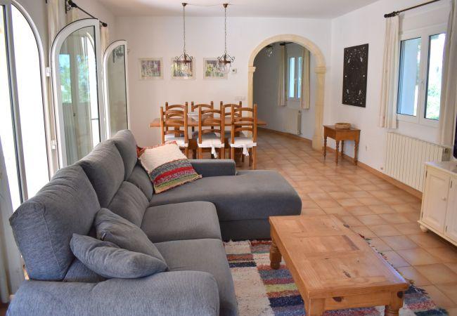 Chalet en Javea / Xàbia - Casa Cap Negre Javea - 5028