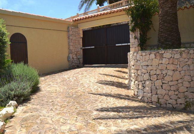 Chalet en Javea / Xàbia - Casa Castillo al Mar Javea - 5062-3