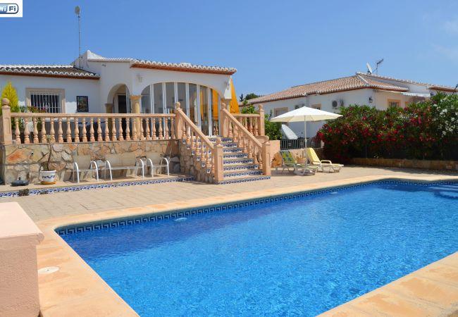 Chalet en Javea / Xàbia - Casa Limon Javea - 5079