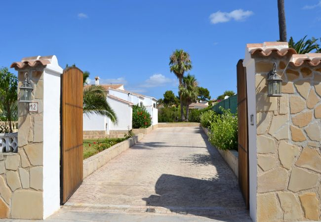 Chalet en Javea / Xàbia - Casa Tadorna Javea - 5089