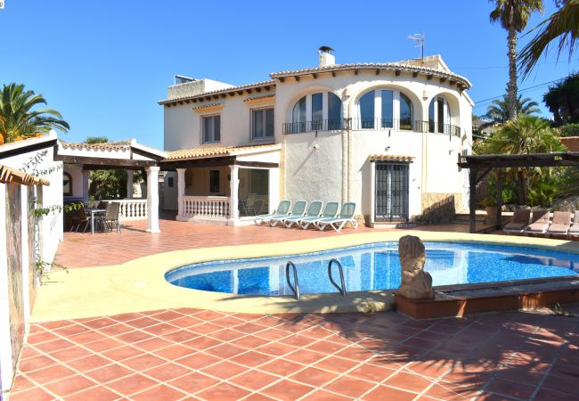 Chalet en Javea / Xàbia - Casa Irene Javea (10P) - 5015-2