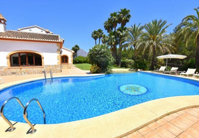Chalet en Javea / Xàbia - Casa Pollyanna Javea - 5051