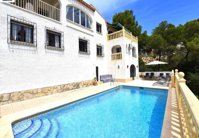 Chalet en Javea / Xàbia - Casa Vista al Mar Javea - 5061
